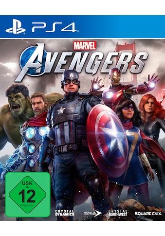 SquareEnix Spiel »Marvel's Avengers«, PlayStation 4 kaufen