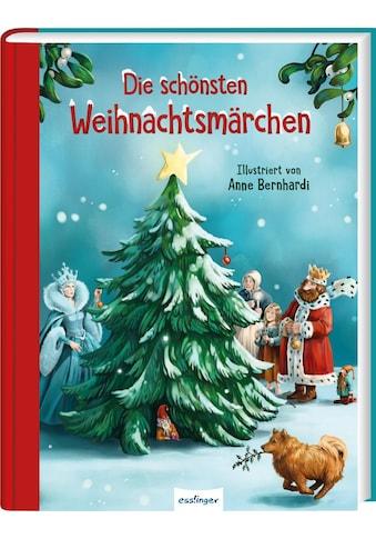 Buch »Die schönsten Weihnachtsmärchen / Brüder Grimm, Hans Christian Andersen, Anne... kaufen