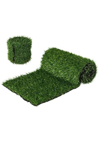 Creativ green Tischläufer »Gras-Optik«, (Set, 2 St.) kaufen