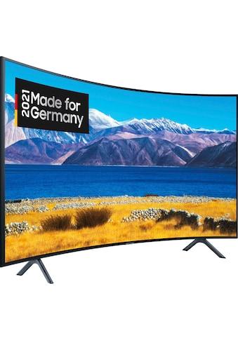 """Samsung Curved-LED-Fernseher »GU65TU8379U«, 163 cm/65 """", 4K Ultra HD, Smart-TV kaufen"""