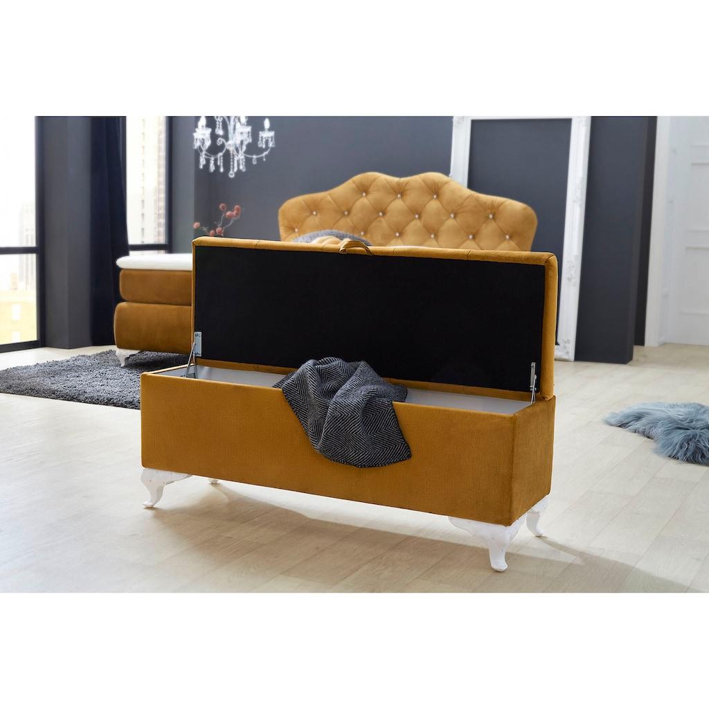Jockenhöfer Gruppe Bettbank