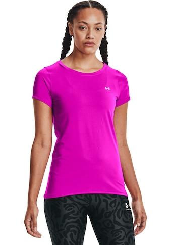 Under Armour® T-Shirt »HEATGEAR ARMOUR SHORT SLEEVE« kaufen