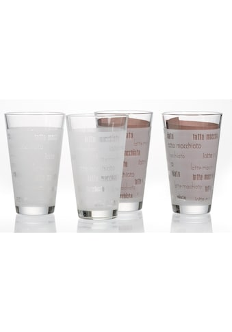 "Ritzenhoff & Breker Latte - Macchiato - Glas ""Chicco"" (4 - tlg.) kaufen"