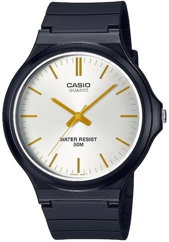 Casio Collection Quarzuhr »MW-240-7E3VEF« kaufen