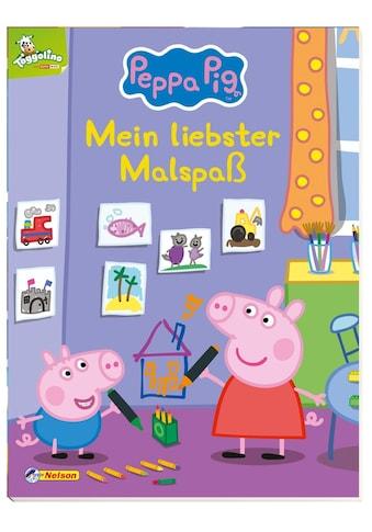 Buch »Peppa: Mein liebster Malspaß / DIVERSE« kaufen