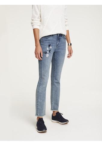 Push - up Jeans Aleria mit Stickerei kaufen