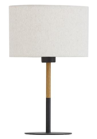 Home affaire Tischleuchte »San Marina«, E27, 1 St., Tischlampe mit zweifarbigem Fuß in... kaufen