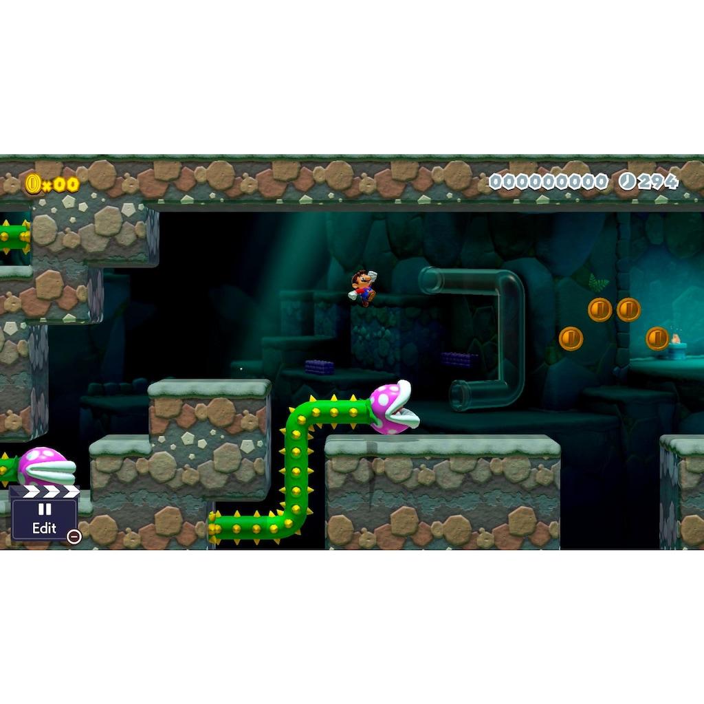 Nintendo Switch Spiel »Super Mario Maker 2«, Nintendo Switch