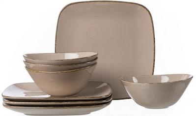 Ritzenhoff & Breker Tafelservice »CASA«, (Set, 8 tlg.), Vintage Look kaufen