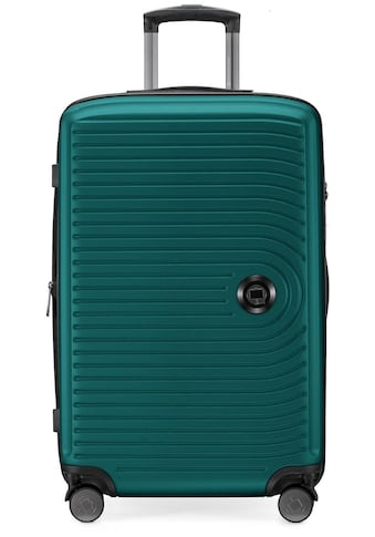 Hauptstadtkoffer Hartschalen-Trolley »Mitte, türkis, 68 cm«, 4 Rollen kaufen
