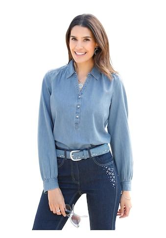 Inspirationen Jeansbluse kaufen