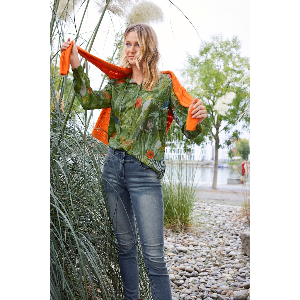 Aniston CASUAL Strickpullover, in trendiger Farbpalette - NEUE KOLLEKTION