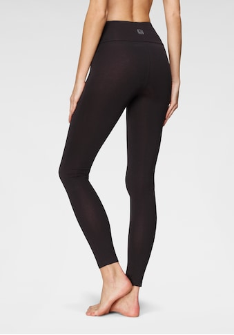 LASCANA Leggings, mit breitem Bündchen kaufen