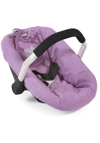 """CHIC2000 Puppen Autositz """"Flieder"""" kaufen"""