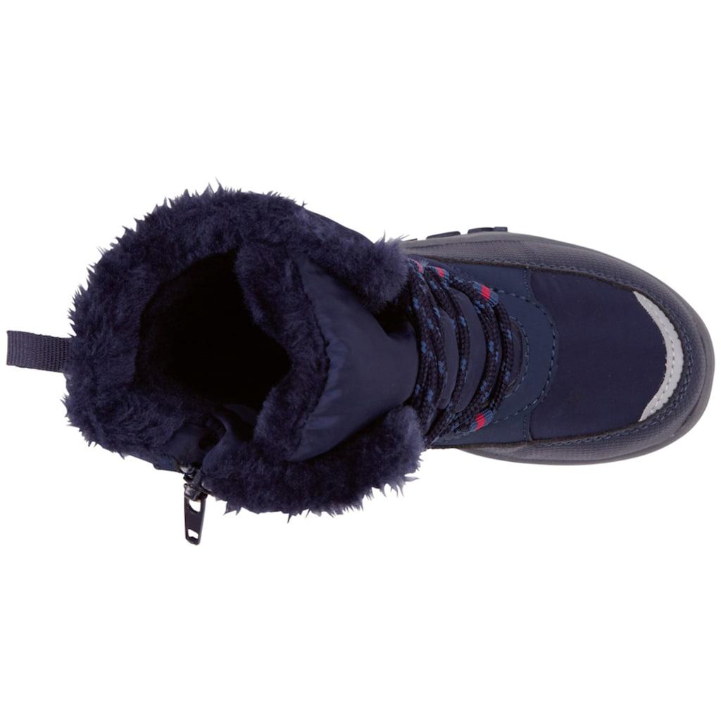 Kappa Winterboots »ALIDO TEX TEENS«, wasserdicht, windabweisend &amp; atmungsaktiv<br />