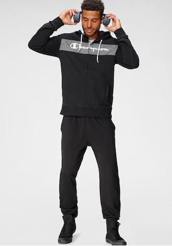 Champion Jogginganzug »Hooded Full Zip Suit«, (Set, 2 tlg.) kaufen