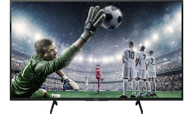 """Sony LED-Fernseher »KD-43XH8096«, 108 cm/43 """", 4K Ultra HD, Android TV-Smart-TV kaufen"""