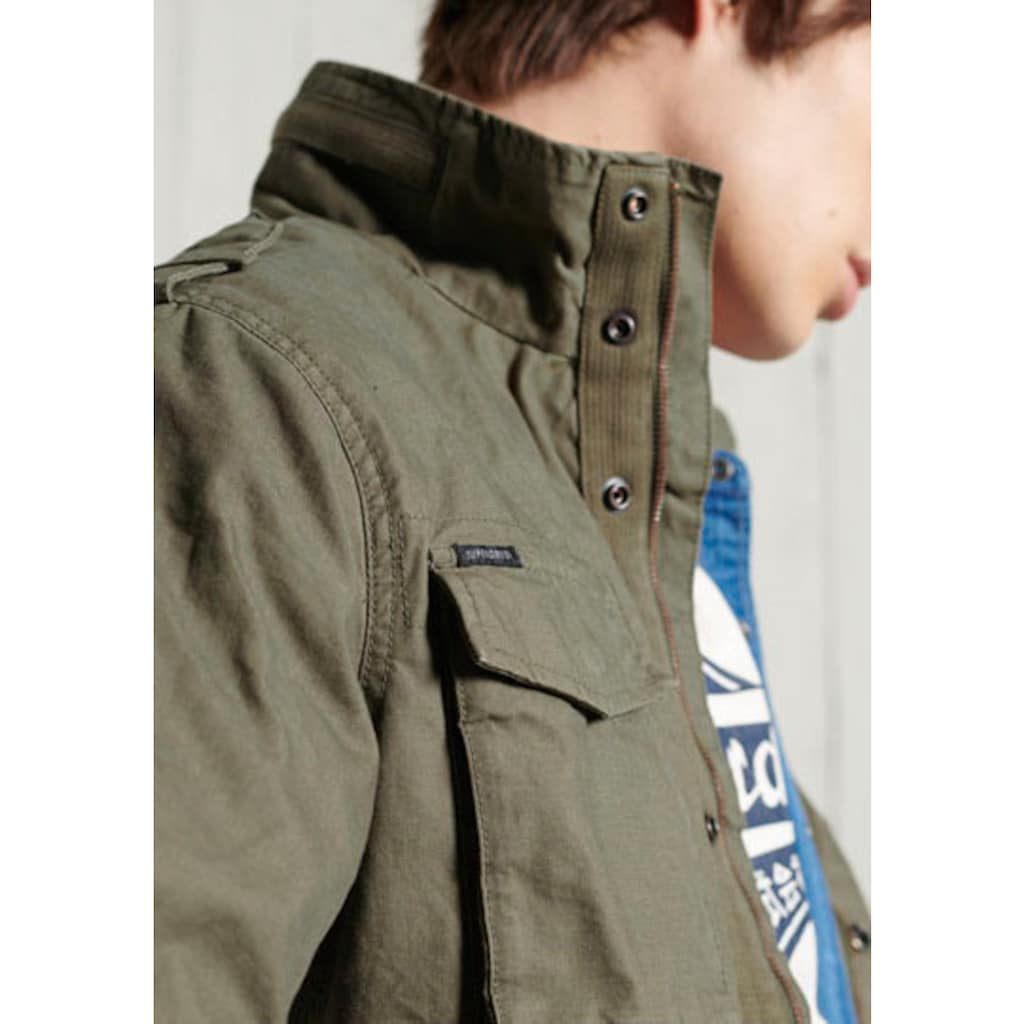 Superdry Fieldjacket »CLASSIC ROOKIE JACKET«