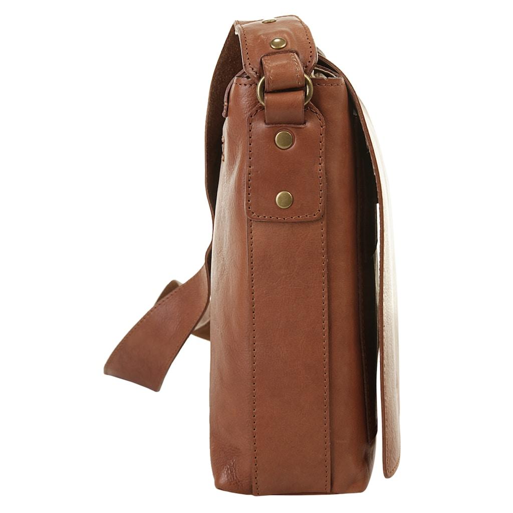 Piké Messenger Bag