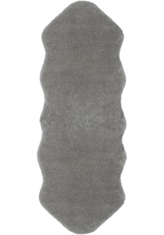 Andiamo Läufer »Lamm Fellimitat«, fellförmig, 20 mm Höhe, Kunstfell, besonders weich durch Microfaser kaufen