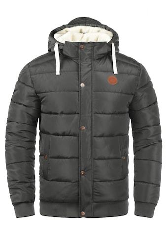 Blend Steppjacke »Frederico«, warme Jacke mit abnehmbarer Kapuze kaufen