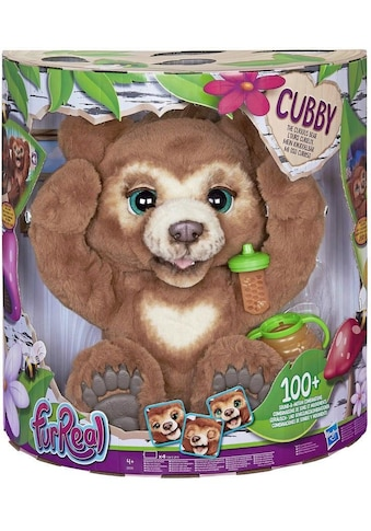 Hasbro Kuscheltier »furReal Cubby, mein Knuddelbär« kaufen