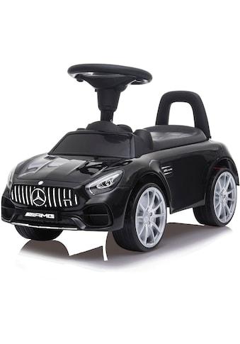 Jamara Rutscherauto »Mercedes-Benz AMT GT, schwarz«, mit Sound kaufen