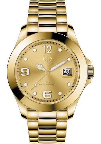ice - watch Quarzuhr »ICE steel, 016777« kaufen