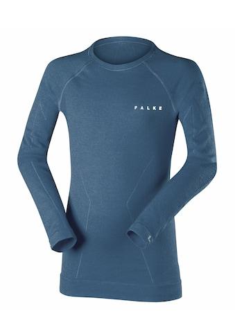 FALKE Langarmshirt »Wool-Tech«, mit feinster Merinowolle kaufen