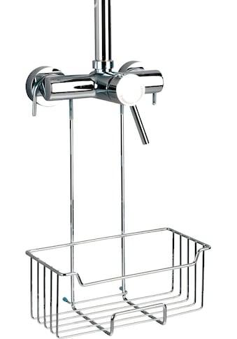 WENKO Aufbewahrungskorb »Milo«, für die Dusche kaufen