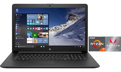 HP 17 - ca1246ng Notebook (43,9 cm / 17,3 Zoll, AMD,Ryzen 7, 1000 GB HDD, 256 GB SSD) kaufen