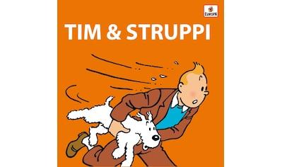 Musik-CD »Die komplette Hörspiel-Box / Tim & Struppi« kaufen