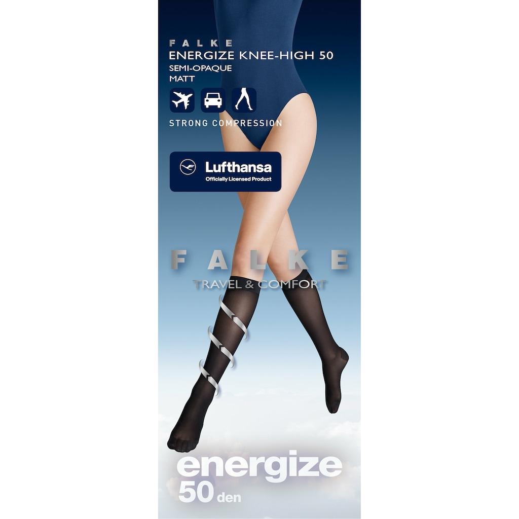 FALKE Funktionssocken »Energize«, (1 Paar), mit Kompressions- & Shapingeffekt