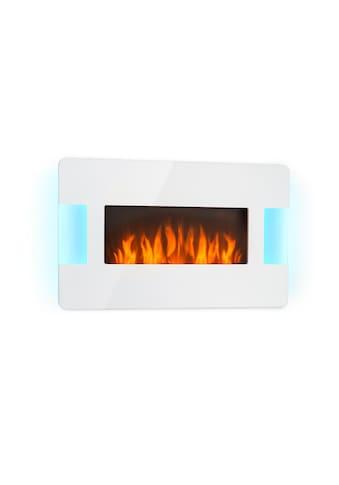 Klarstein Belfort Light & Fire Elektrischer Kamin 1000/2000W weiß kaufen