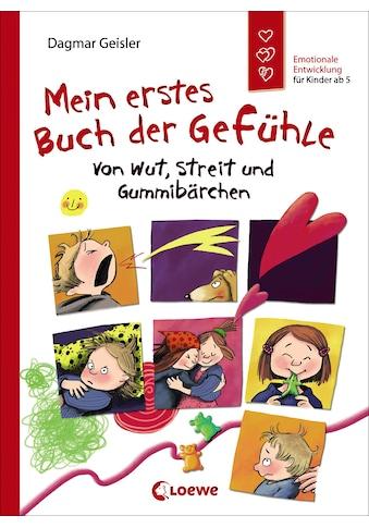 Buch »Mein erstes Buch der Gefühle - Von Wut, Streit und Gummibärchen / Dagmar... kaufen