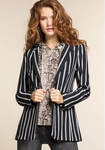 bianca Longblazer »JOANNA«, im angesagten Streifen-Design kaufen