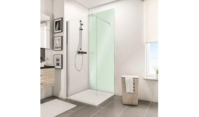 Schulte Duschrückwand »Decodesign«, Hochglanz, Light-Grün, 100 x 255 cm kaufen