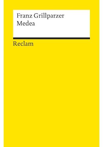 Buch Das Goldene Vlies / Medea / Franz Grillparzer, Helmut Bachmaier kaufen