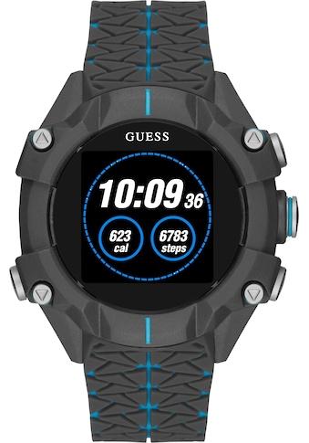 GUESS CONNECT Smartwatch »REX, C3001G3«, ( Wear OS by Google ) kaufen