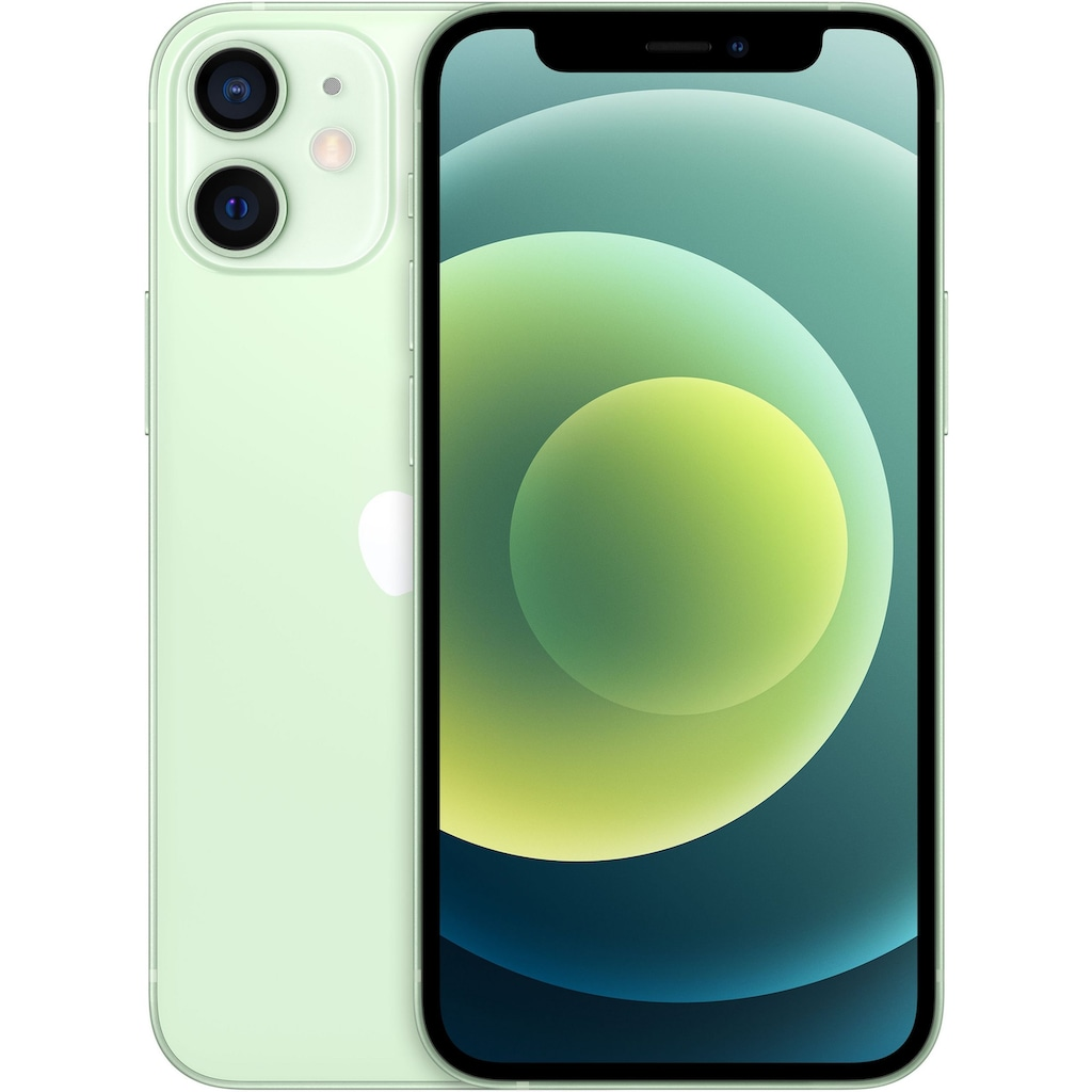 "Apple Smartphone »iPhone 12 mini, 5G«, (13,7 cm/5,4 "", 128 GB Speicherplatz, 12 MP Kamera)"
