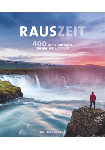 Buch »RAUSZEIT / Norbert Blank, Jörg Berghoff, Astrid Därr, Andreas Drouve, Sarah... kaufen