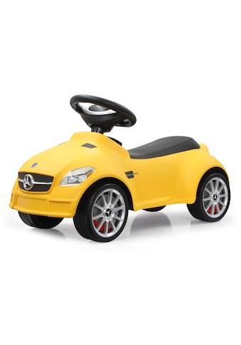 Jamara Rutscherauto »JAMARA KIDS Mercedes SLK55 AMG gelb« kaufen
