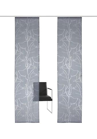 my home Schiebegardine »Anna«, Inkl. Befestigungszubehör, Breite: 57 cm kaufen
