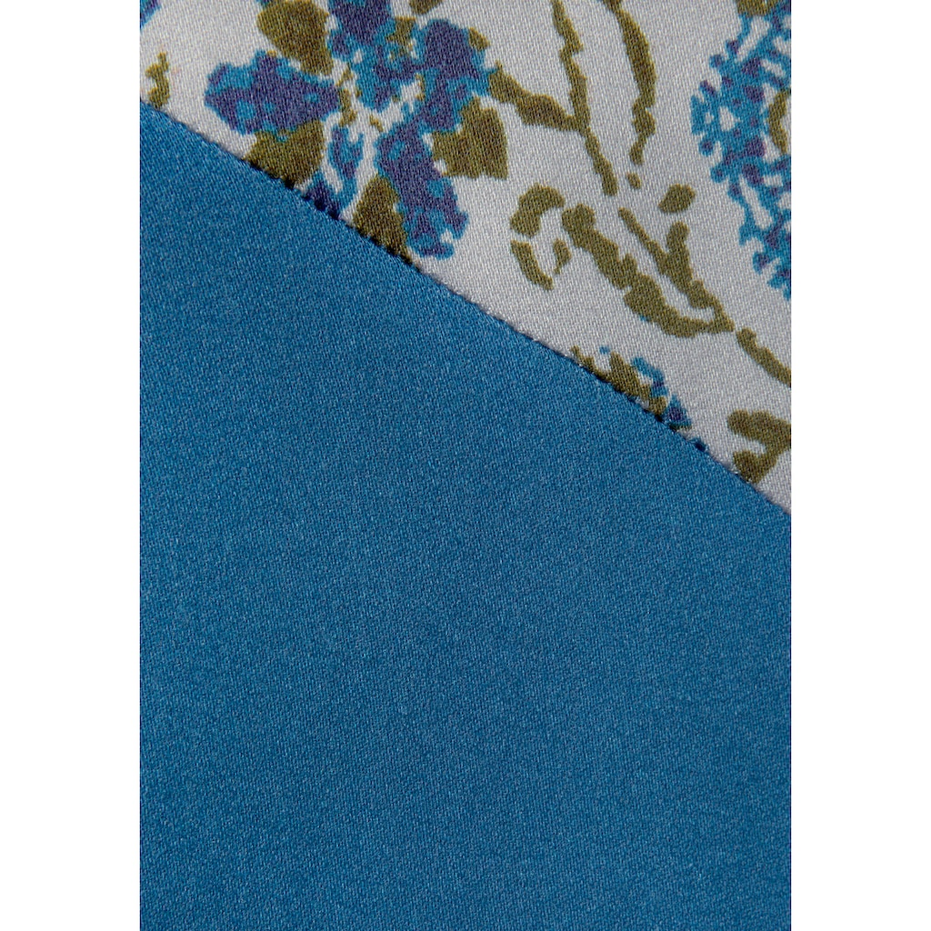 LASCANA Maxikleid, in modischer Vokuhila-Form