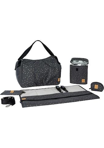Lässig Wickeltasche »Casual Twin Bag Triangle, Dark Grey« kaufen