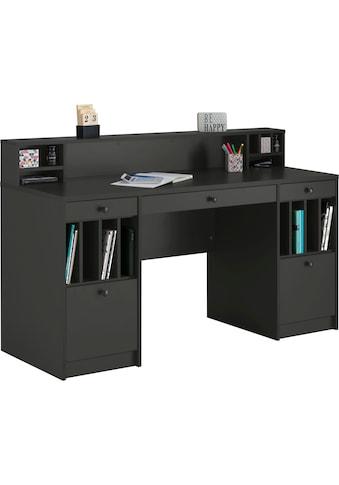 """Places of Style Schreibtisch »Licia«, Schreibtisch """"Licia"""" Große Arbeitsplatte mit... kaufen"""