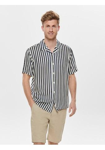 ONLY & SONS Kurzarmhemd »Wayne« kaufen