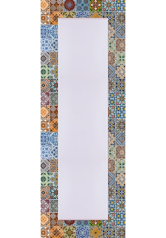 Home affaire Spiegel »Gemusterte Keramikfliesen« kaufen