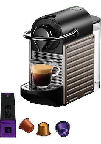 Nespresso Kapselmaschine »XN304T Pixie« kaufen
