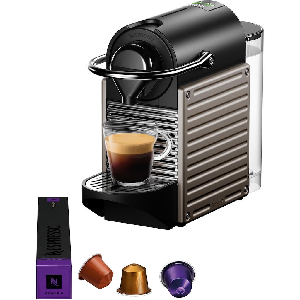 Nespresso Kapselmaschine »XN304T Pixie«